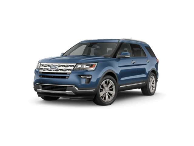 2019 Ford Explorer Limited SUV 1FM5K8FH8KGA94629